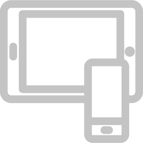 Phone & tablet optimized